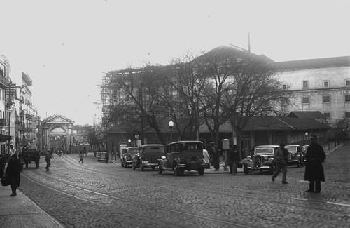 Arco de São Bento, Mercado de São Bento e Palác