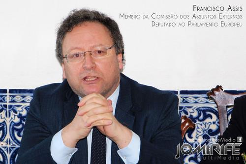 Francisco Assis, Deputado ao Parlamento Europeu, Presidente da Delegação para as Relações com o MERCOSUL, Membro da Comissão dos Assuntos Externos