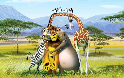 169659__cartoon-madagascar-zebra-lion-giraffe-hipp