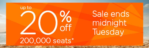 january sale easyjet
