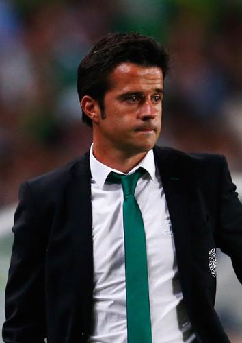 Marco+Silva+Sporting+Clube+de+Portugal+v+Chelsea+U
