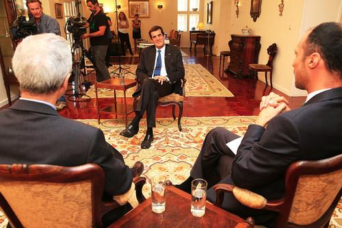 Rui Moreira entrevista a SIC e Expresso 25Out2014.