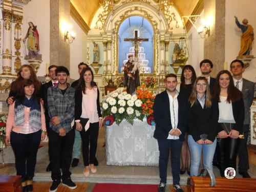 Missa - Procissão Stº António em Loriga !!! 113