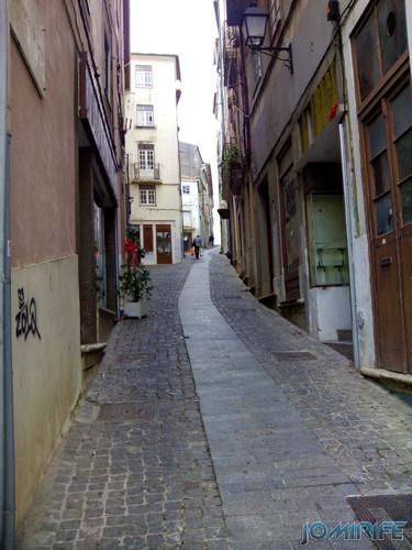 Rua Couraça dos Apóstolos em Coimbra