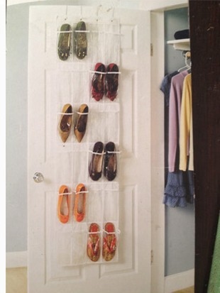 DIY-HANGING-OVERDOOR-MOUNT-SHOES-ORGANIZERS-CLOSET
