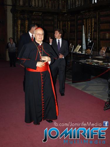Sua Eminência Cardeal D. Lorenzo Baldisseri, Secretário Geral do Sínodo dos Bispos