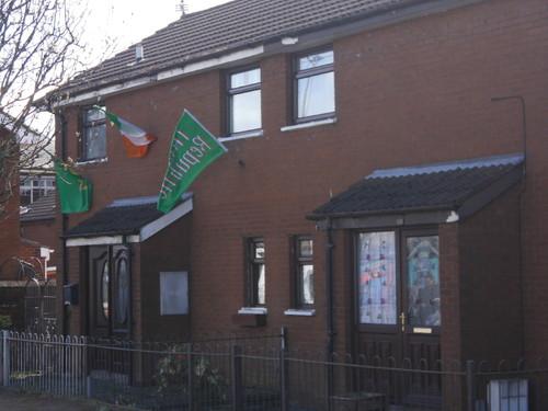 Comunidade católica, West Belfast