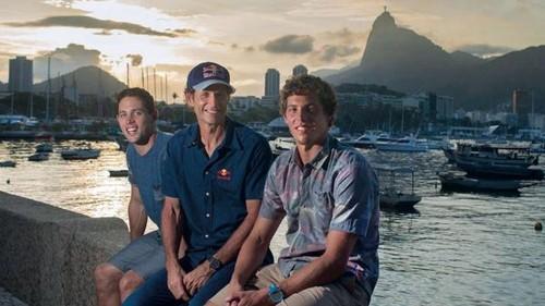 A família Lange no Rio de Janeiro