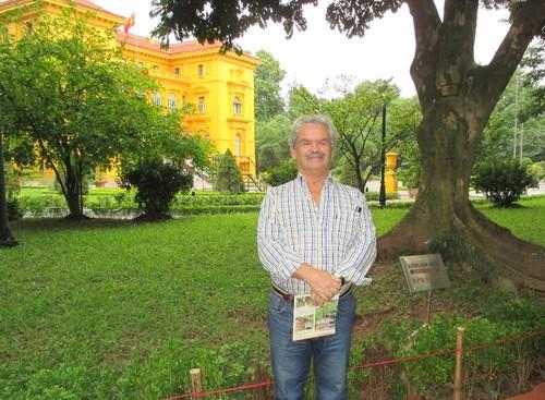 Henrique Salles da Fonseca em Hanói, NOV14
