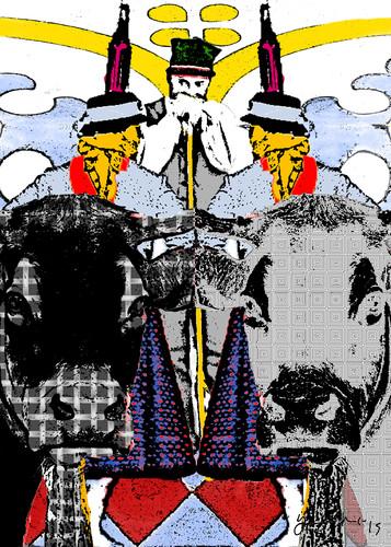gregorio mucio Ensaio II [O campino, a(s) campina(