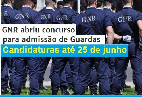 O RABELO_concurso GNR ate 25 junho 2015_450 vagas.