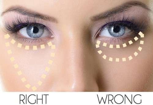 1.-Knowing-how-to-use-your-concealer-20-Beauty-Mis
