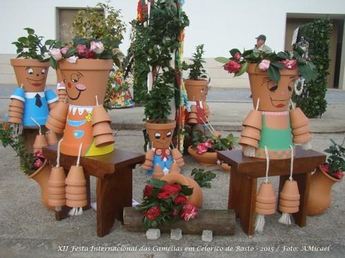 12 - Festa Internacional das Camélias em Celorico