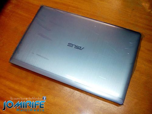 Notebook Asus VivoBook S200E