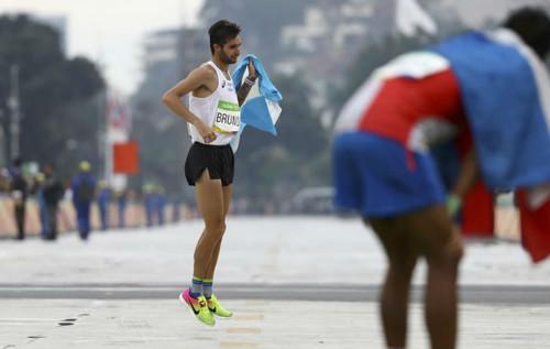 Federico Bruno na meta