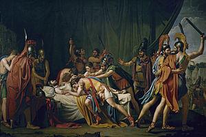 A morte de Viriato de José de Madrazo..jpg
