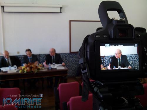José Carlos Vieira de Andrade no Congresso Internacional da Rede Internacional De Direito Europeu na Universidade de Coimbra