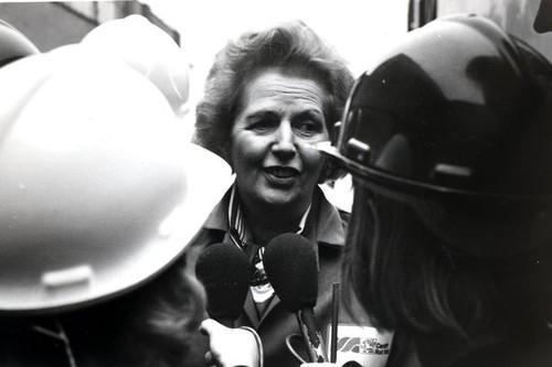 Margaret Thatcher miners strike.jpg