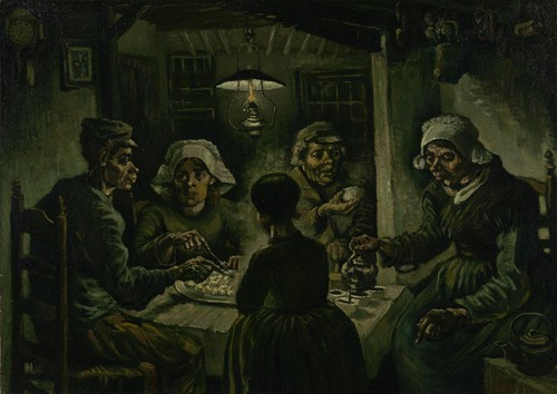 The potatoes eaters.jpg