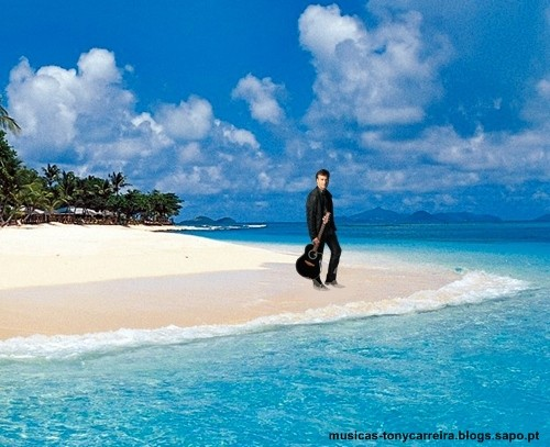 une île de Tony Carreira