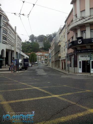 Rua João Machado em Coimbra [en] João Machado street in Coimbra Portugal