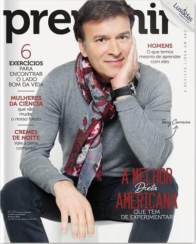 Tony Carreira faz capa da revista Prevenir.jpg