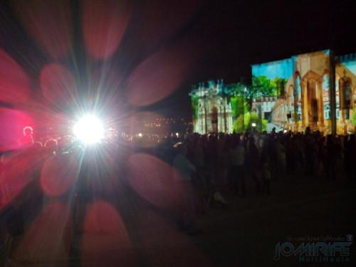 Espectáculo Video Mapping na Universidade de Coimbra UC 725 Anos - Uma História de Luz  (13)