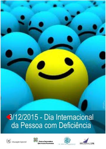 2015_Dia Internacional da pessoa portadora de defi