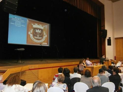 Lançamento do livro FORAL MANUELINO DA TERRA DE C