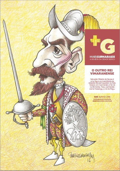 revista Mais Guimarães (Junho 2015)