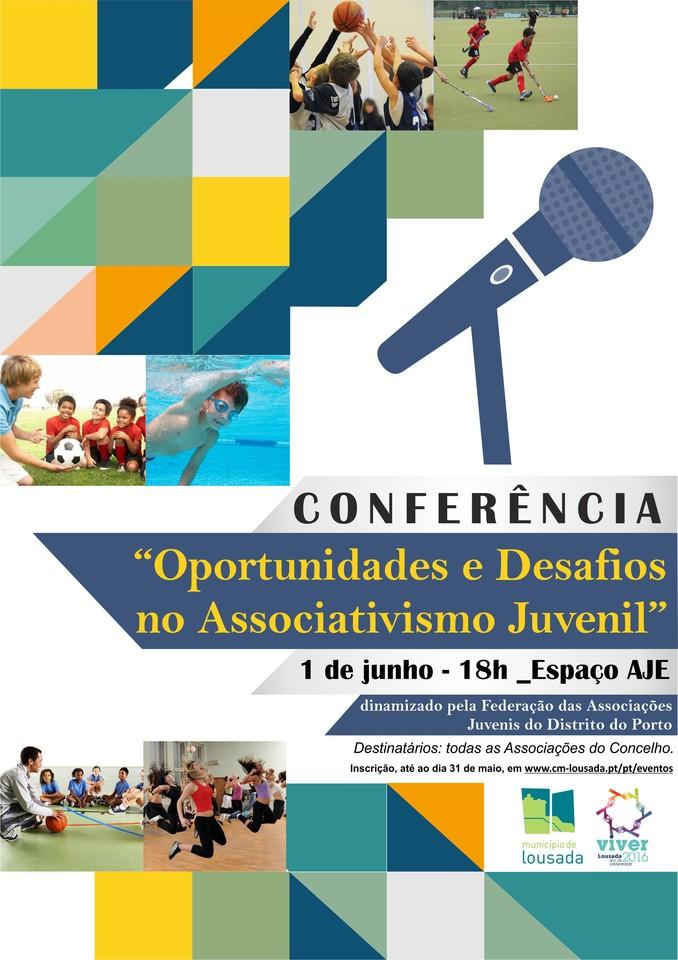 Conferência Oportunidades e Desafios no Associat