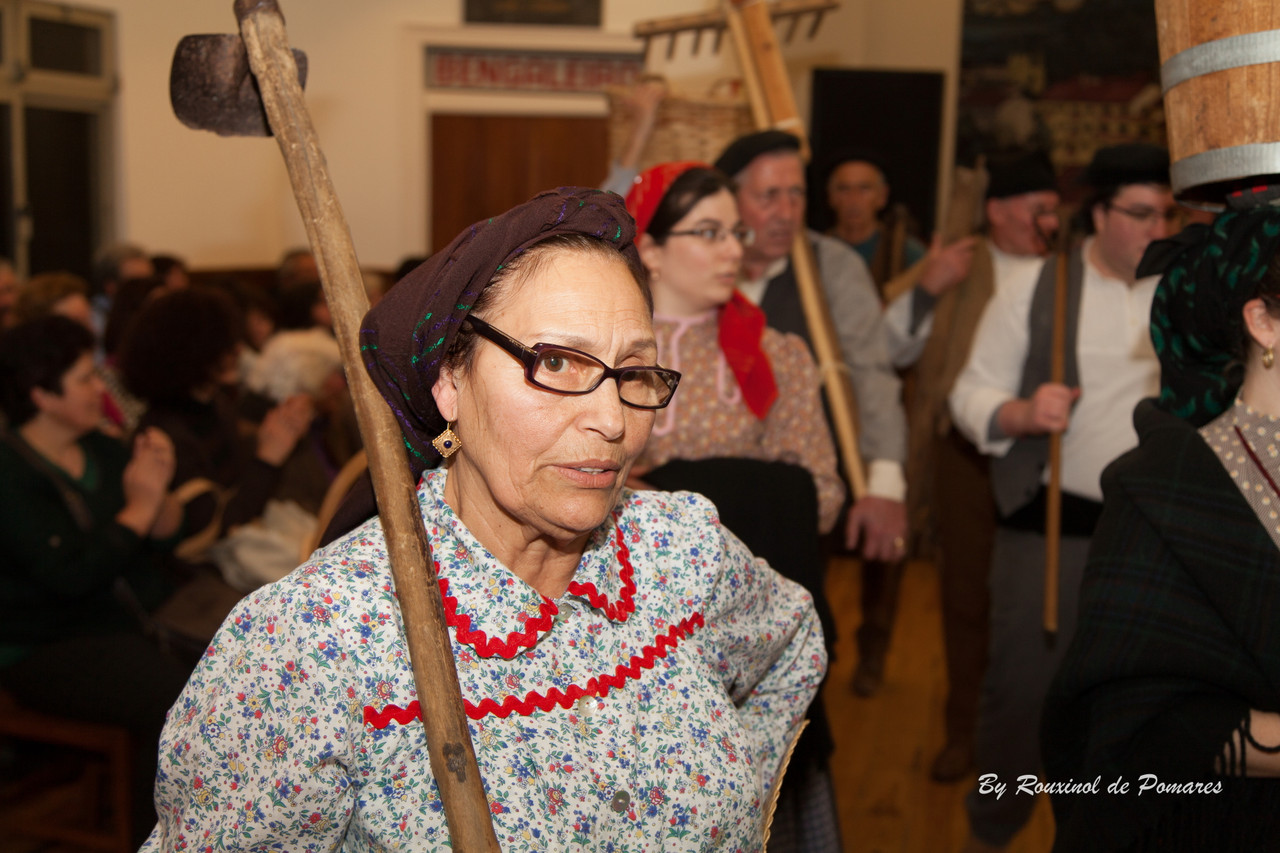 Casa da Comarca de Arganil - Festa do Rancho Folcl