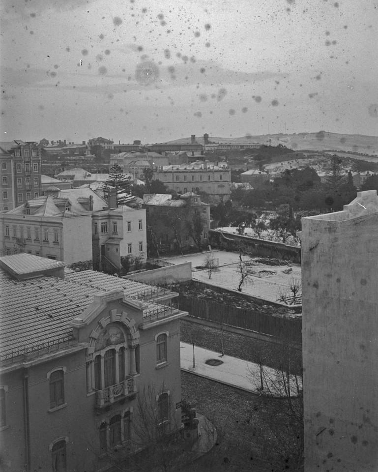 Vista sôbre S. Sebastião, Lisboa (P.P.Monteiro, 1926)