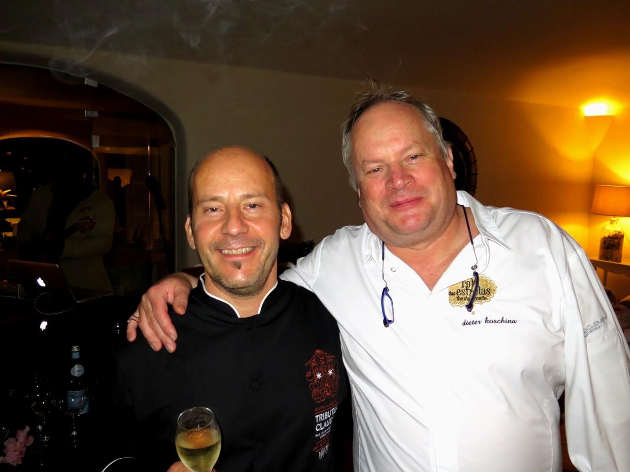 Bernhard Posch & Dieter Koschina