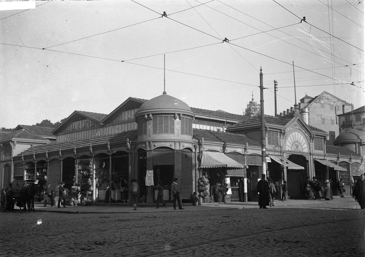 Mercado de Alcântara, foto de José Arthur Leitã