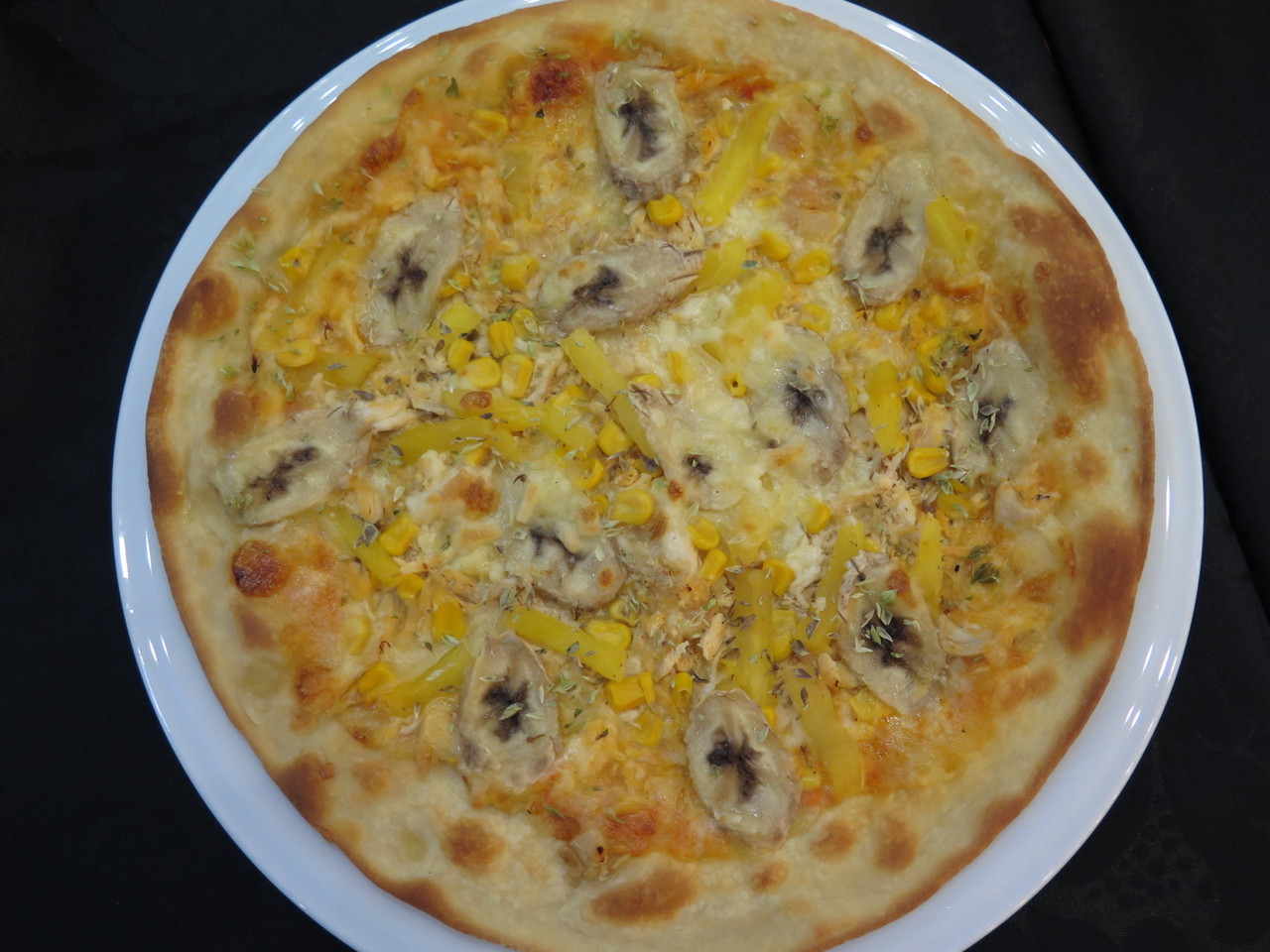 Pizza Tropicale