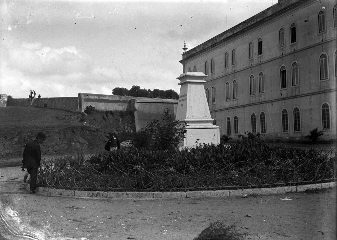 Colégio de Campolide, post 1910, foto de Alberto