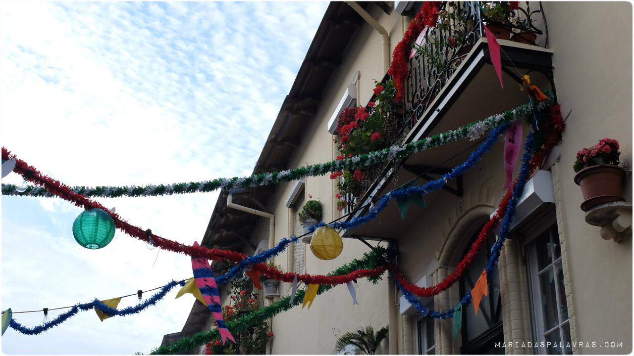 Santos Populares - Vila Berta | Maria das Palavras