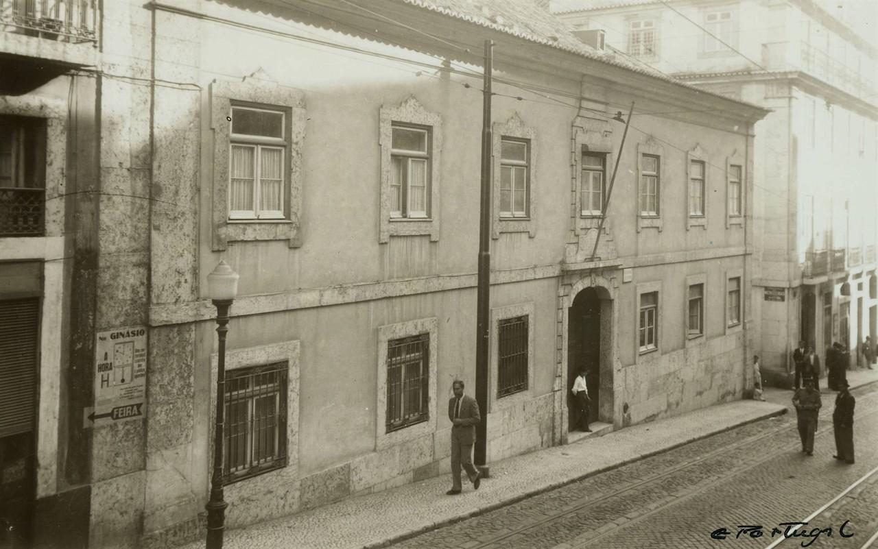 Mercearias de Dom Afonso IV e de Dona Briites, Rua
