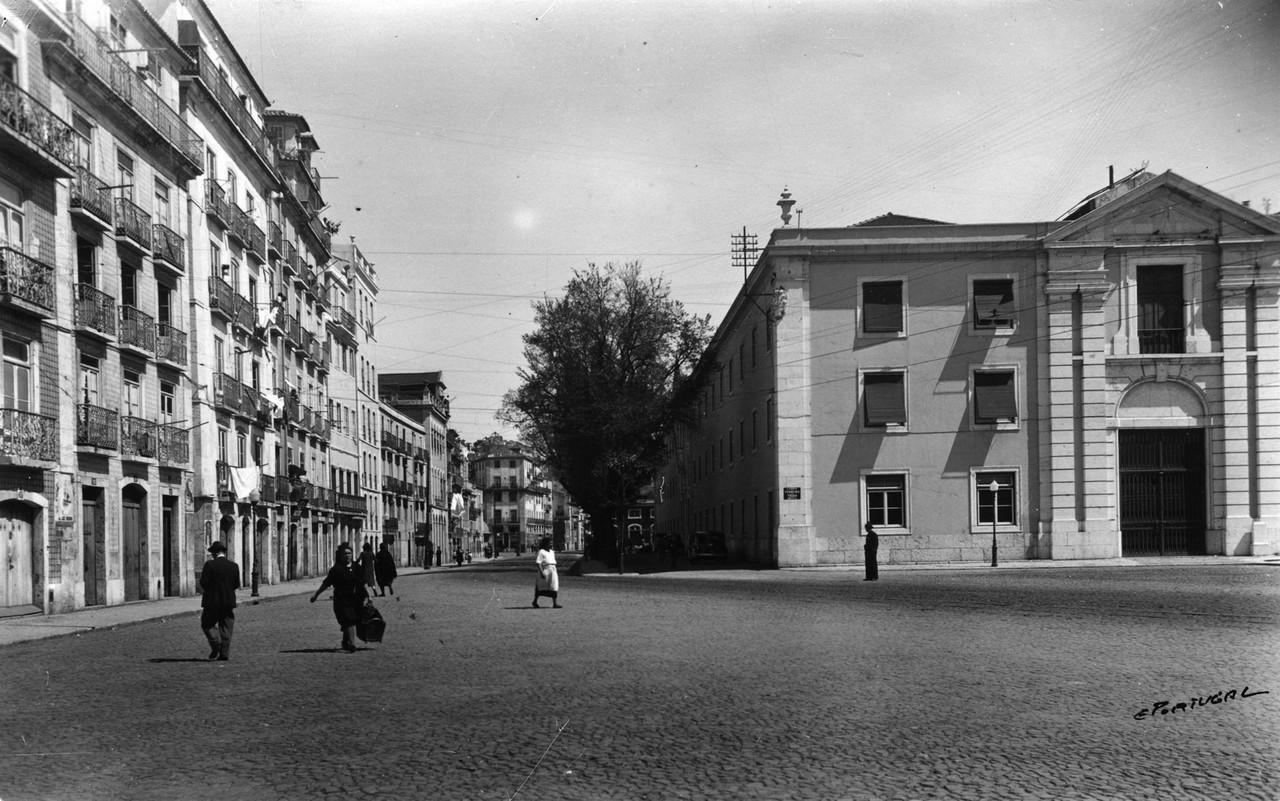 Mercado Central de Produtos Agrícolas, actual edi