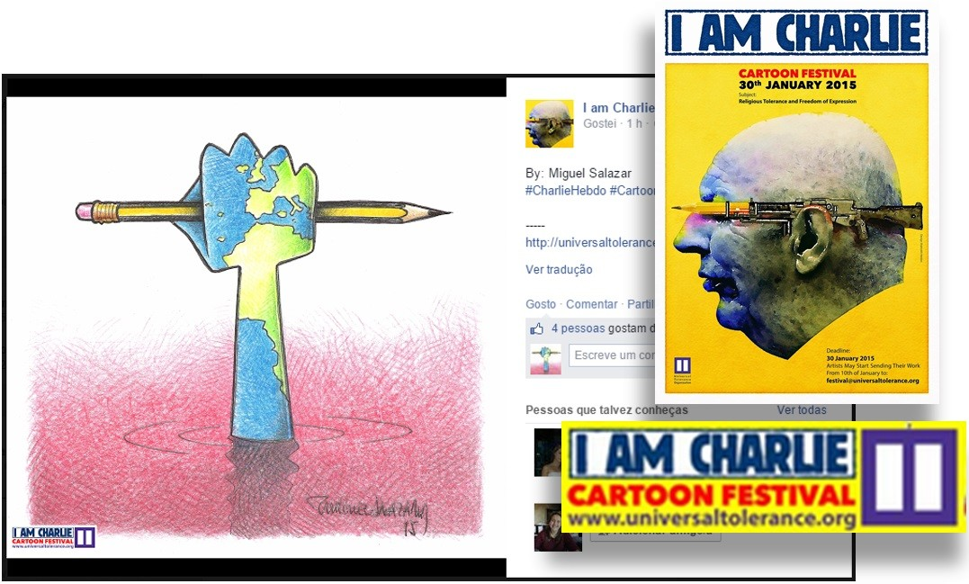 I am Charlie Cartoon Festival