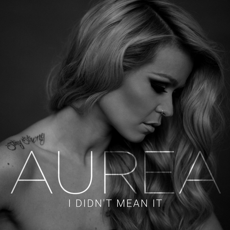 Aurea - capa single 'I Didn't Mean it' - AUREA.jpg