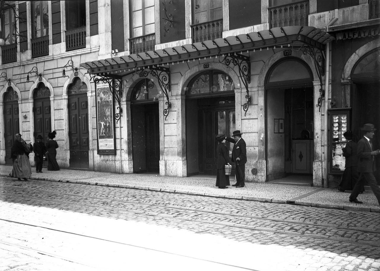 Teatro do Príncipe Real, posteriormente Teatro Ap