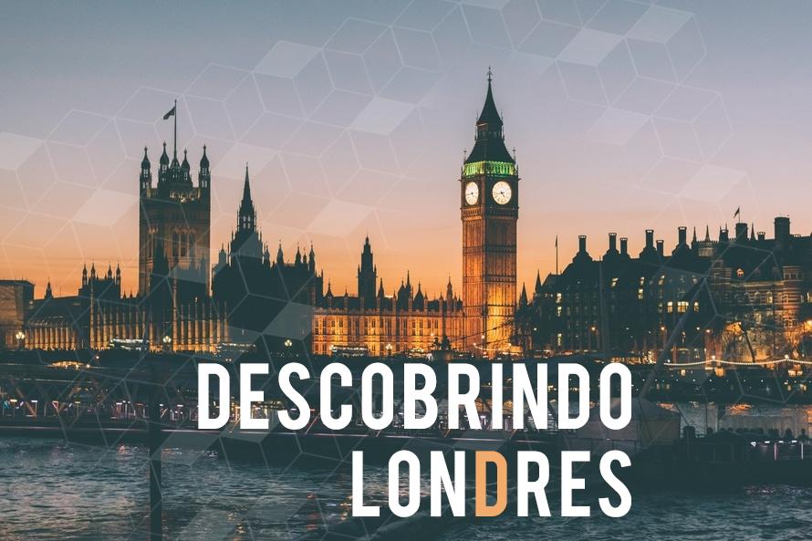 Sacha Hart à descoberta de Londres