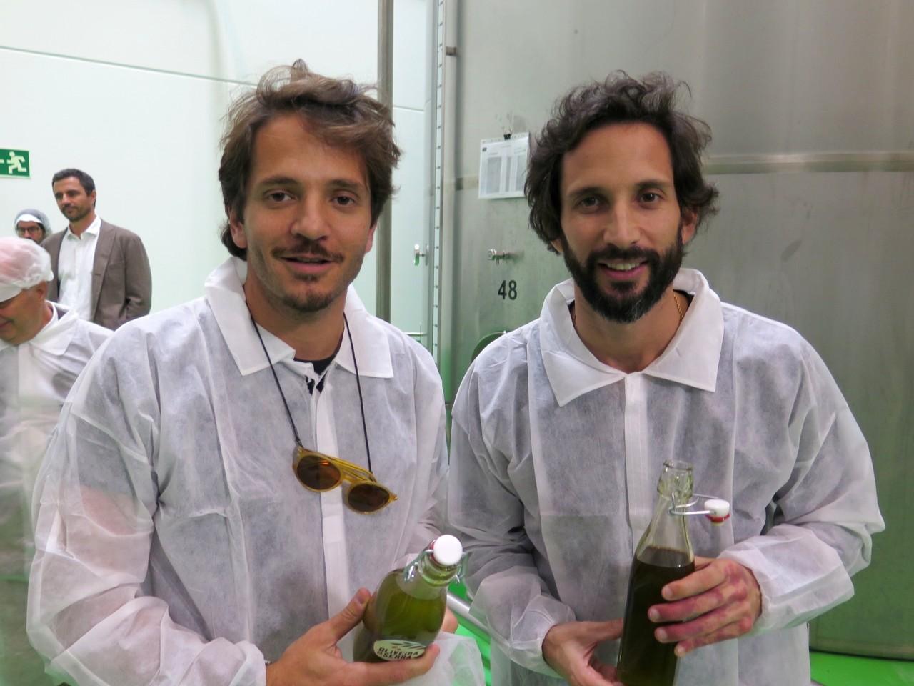 Kiko Martins e José Avillez