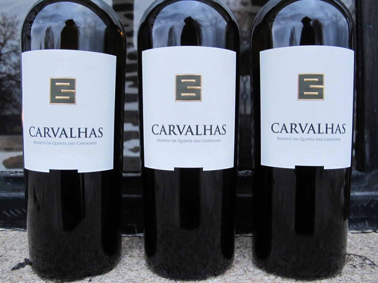 Carvalhas, o vinho
