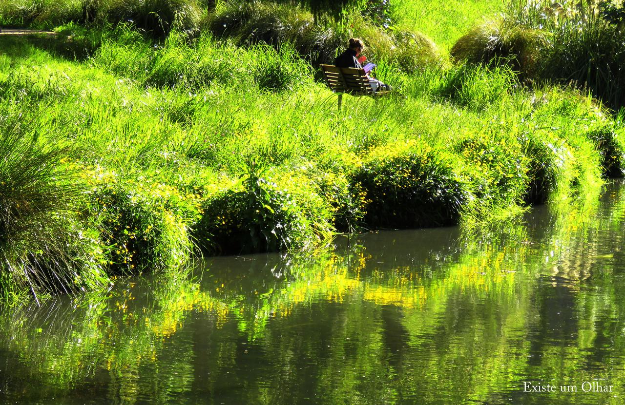 Em paz com a natureza