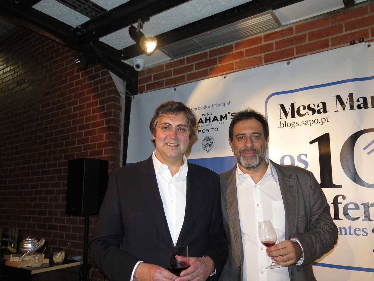 Duarte Calvão e Miguel Pires