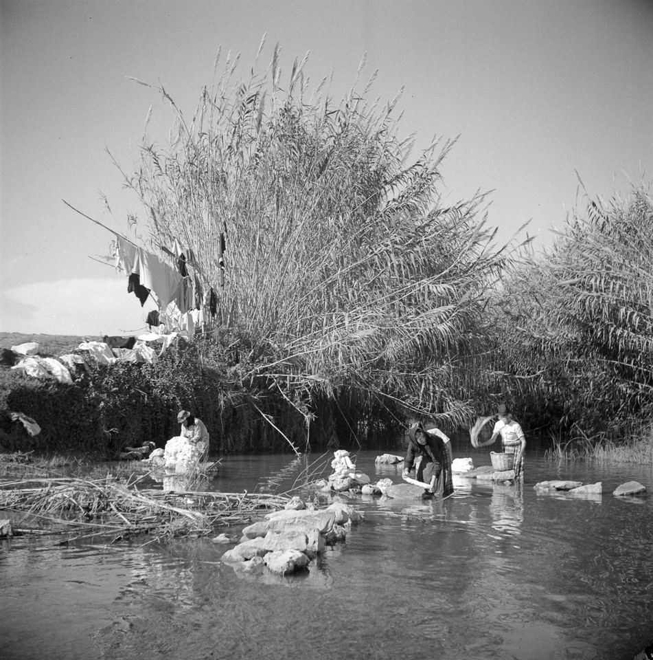 Lavadeiras, Algarve (A. Pastor, 1960-65)