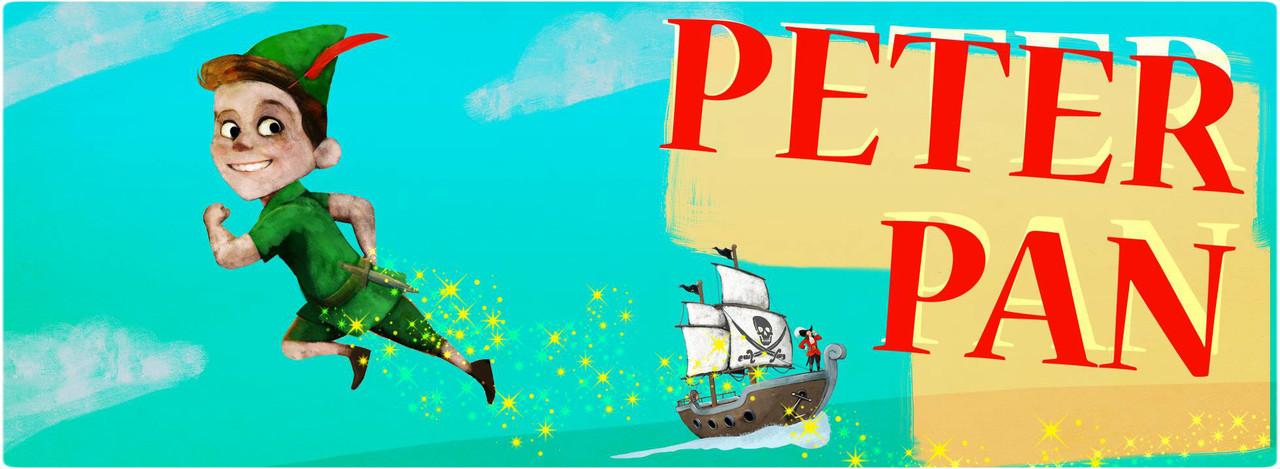 Ganha Bilhetes Duplos para o Peter Pan - Clica aqui